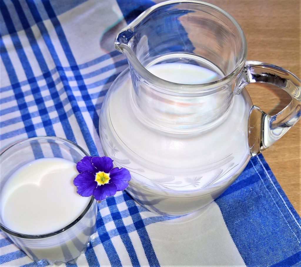 Image for Milk As Part Of A Good Diet for Gout.