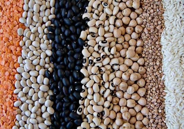 Legumes and gout.