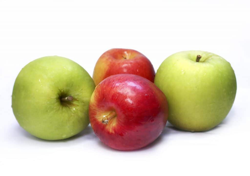 apples are good for gout