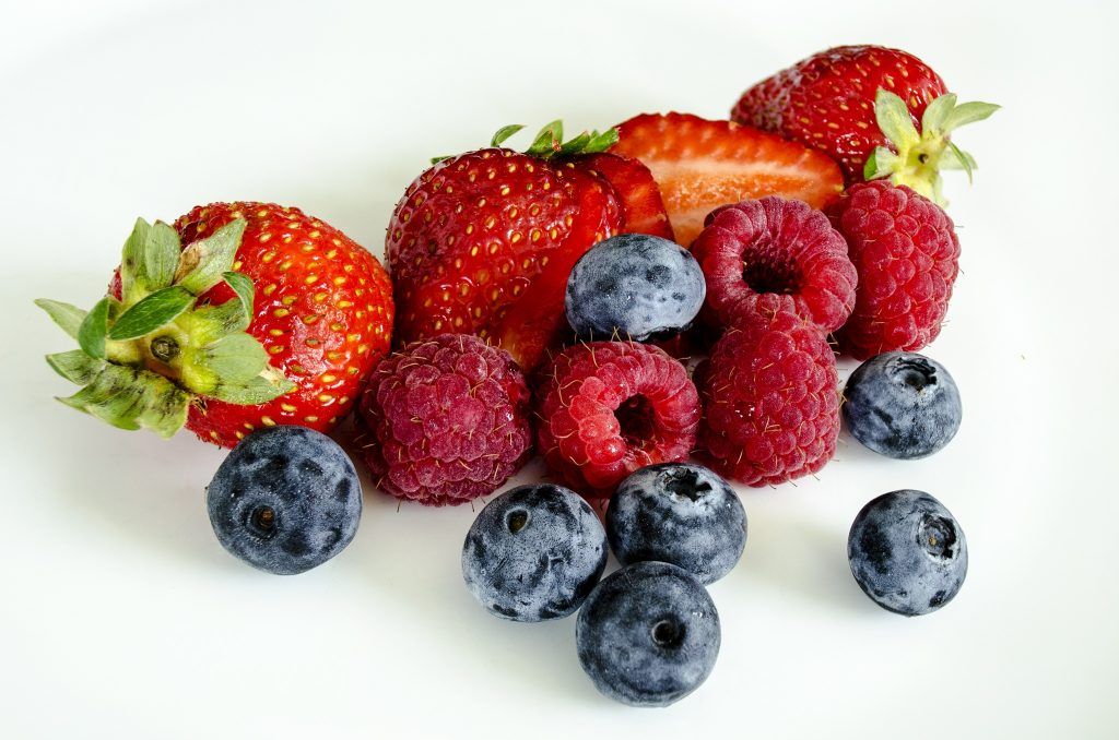 berries and gout