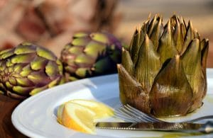 Artichokes and Gout